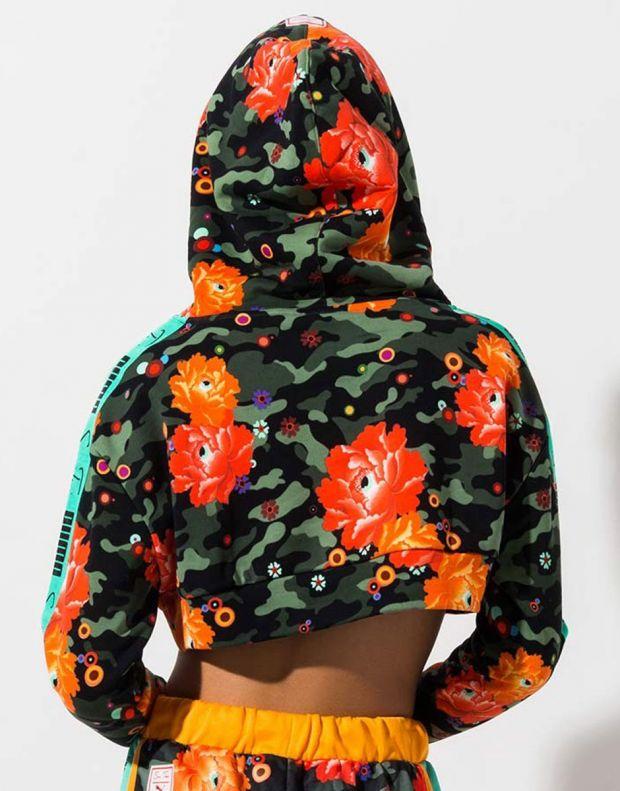 PUMA X Sue Tsai Peony Hoodie Multicolour - 578219-01 - 2