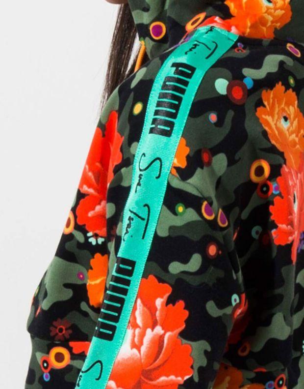 PUMA X Sue Tsai Peony Hoodie Multicolour - 578219-01 - 4
