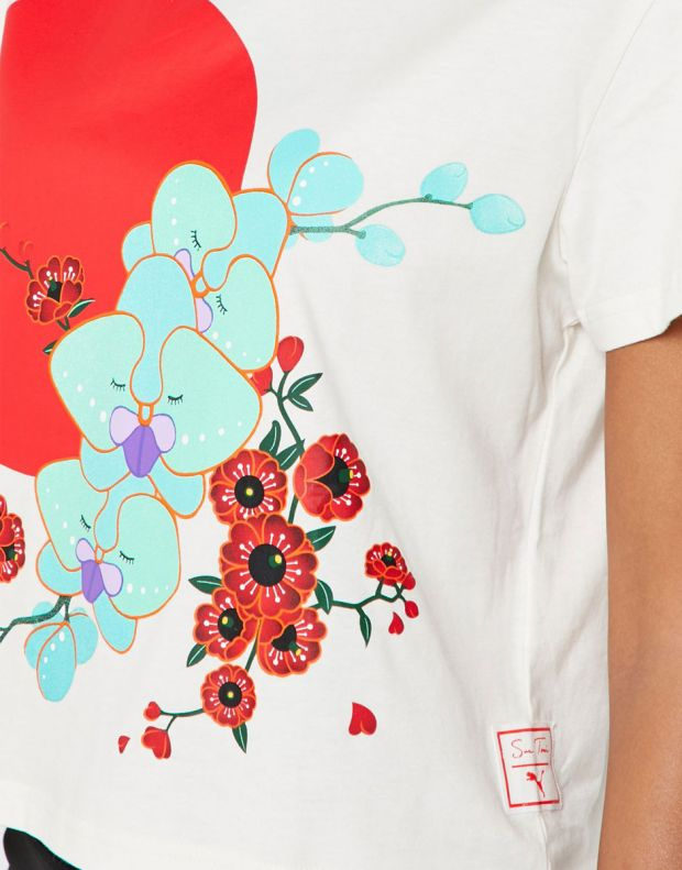 PUMA X Sue Tsai Tee White - 578212-80 - 3