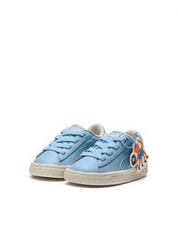 PUMA X Tc Basket Speckle Blue - 367474-01 - 3