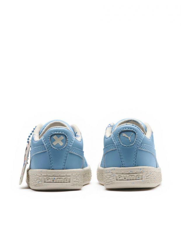 PUMA X Tc Basket Speckle Blue - 367474-01 - 4