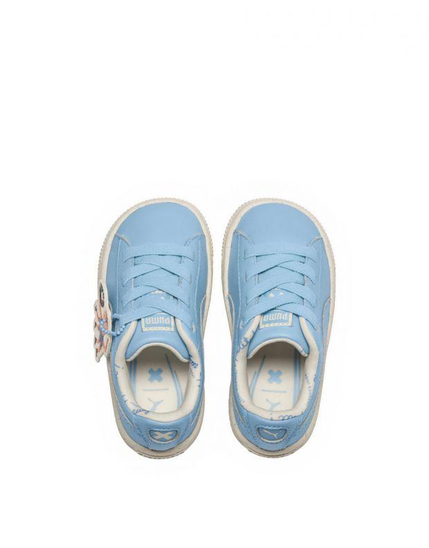 PUMA X Tc Basket Speckle Blue - 367474-01 - 5