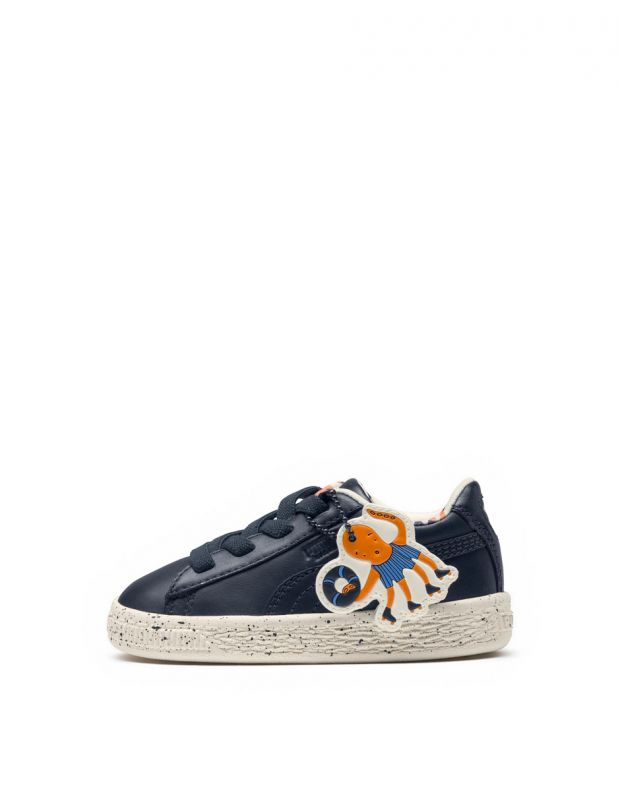 PUMA X Tc Basket Speckle Navy - 367474-02 - 1