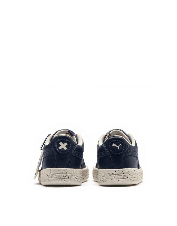 PUMA X Tc Basket Speckle Navy - 367474-02 - 4