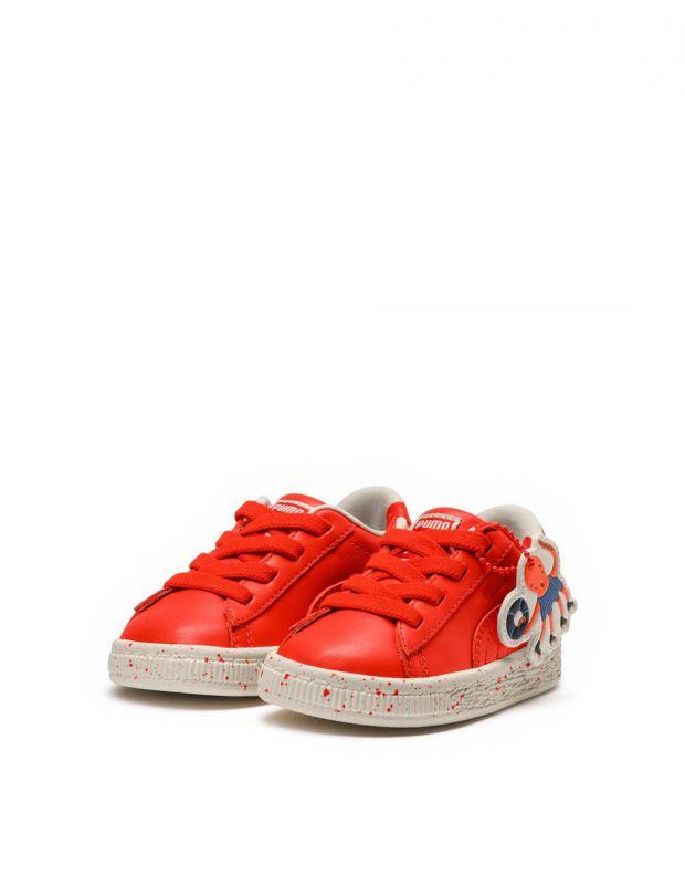 PUMA X Tc Basket Speckle Orange - 367474-03 - 3