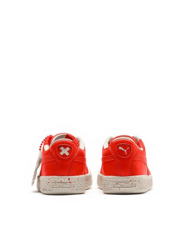 PUMA X Tc Basket Speckle Orange - 367474-03 - 4