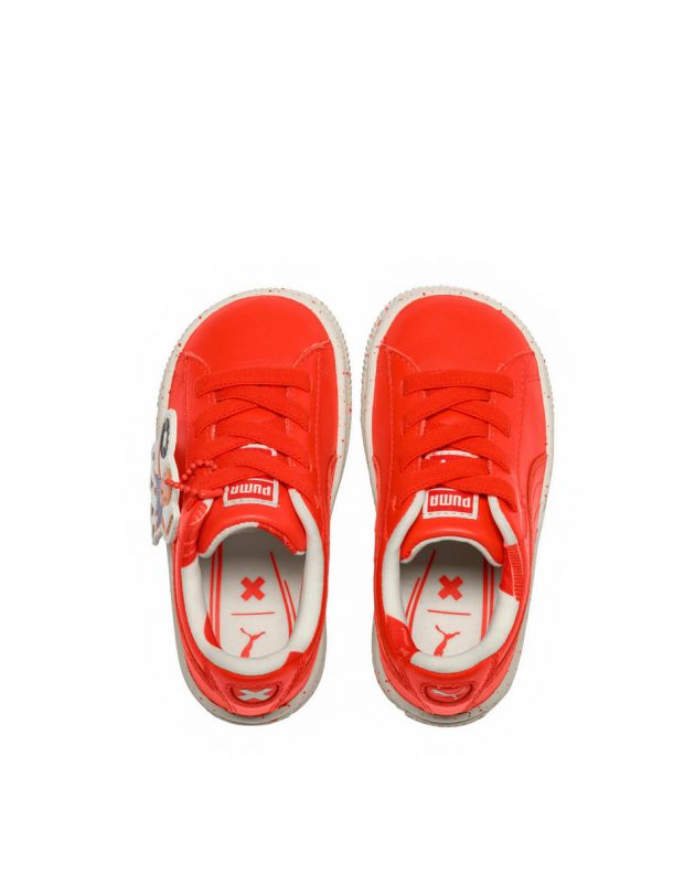 PUMA X Tc Basket Speckle Orange - 367474-03 - 5