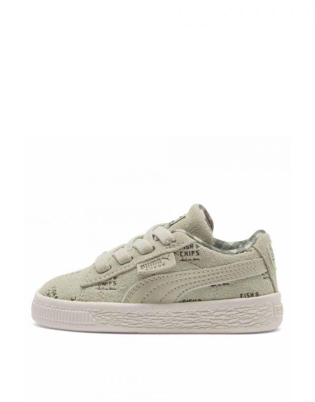 PUMA X Tc Suede Sneakers Beige - 1