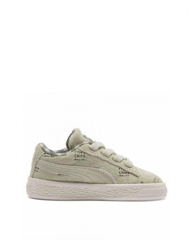 PUMA X Tc Suede Sneakers Beige - 2