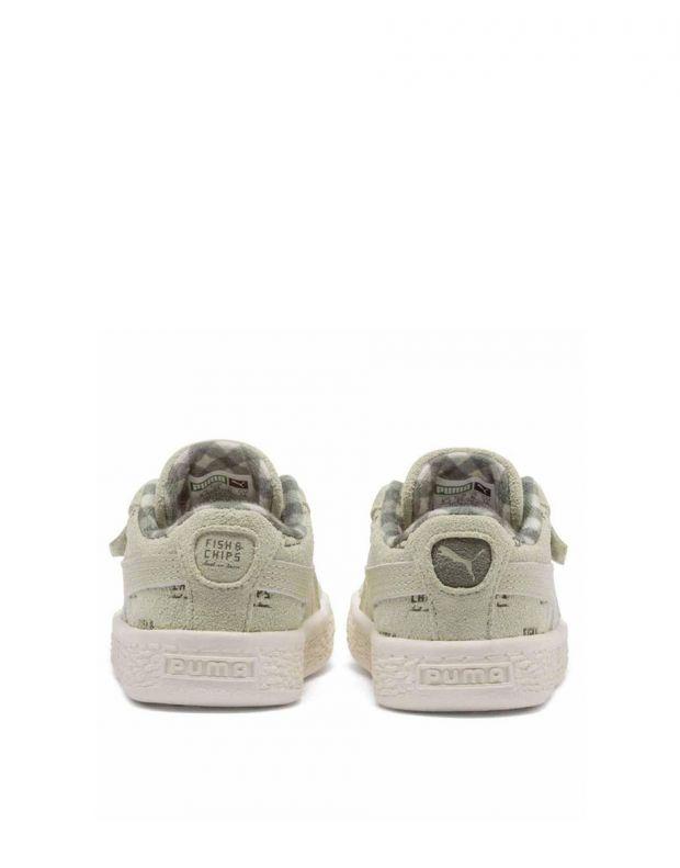 PUMA X Tc Suede Sneakers Beige - 4