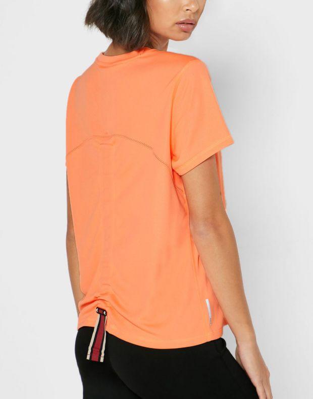 PUMA x First Mile Running Tee Orange - 519011-03 - 2