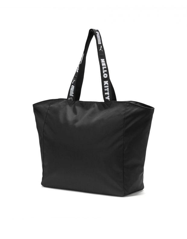 PUMA x Hello Kitty Large Shopper Bag Black - 077187-02 - 2
