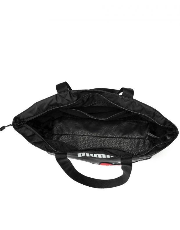 PUMA x Hello Kitty Large Shopper Bag Black - 077187-02 - 3