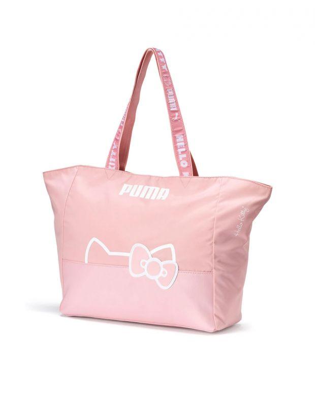 PUMA x Hello Kitty Large Shopper Bag Pink - 077187-01 - 1