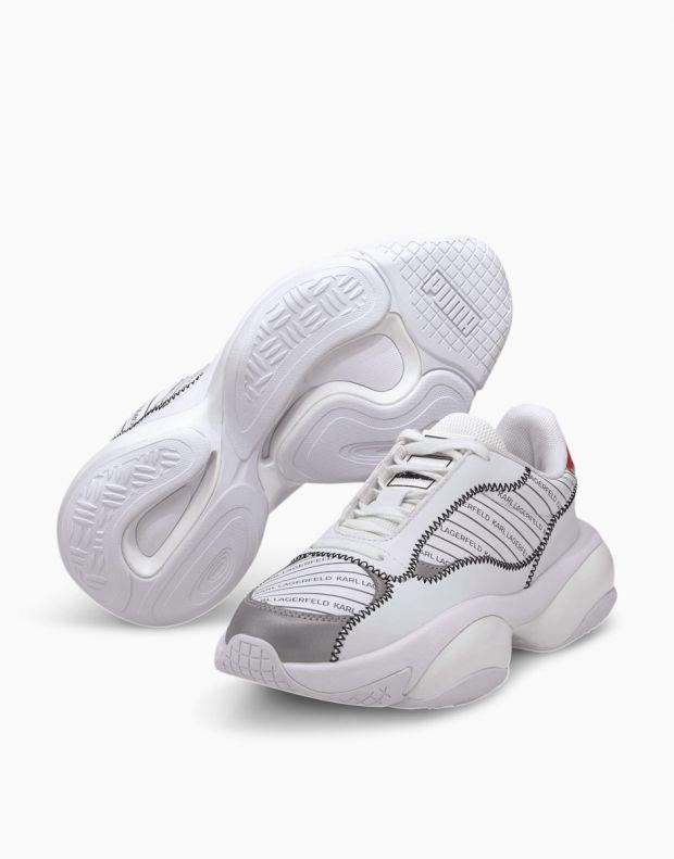 PUMA x Karl Lagerfeld Alteration Sneakers - 370584-01 - 3