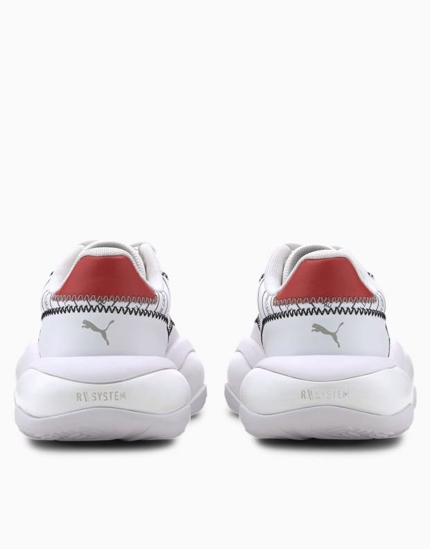 PUMA x Karl Lagerfeld Alteration Sneakers - 370584-01 - 4