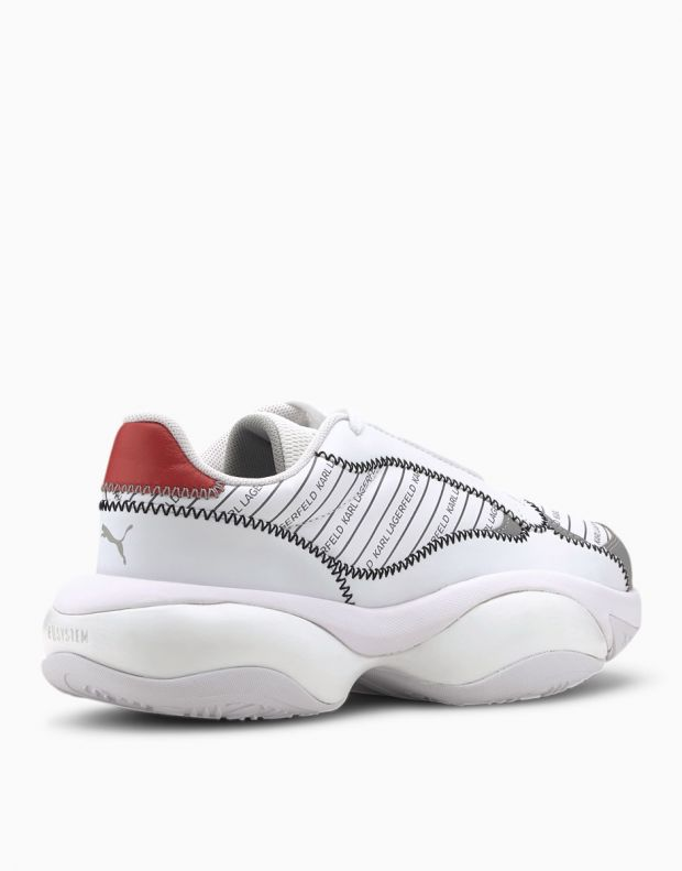 PUMA x Karl Lagerfeld Alteration Sneakers - 370584-01 - 5