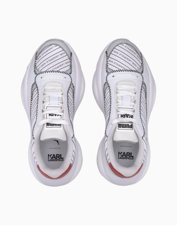 PUMA x Karl Lagerfeld Alteration Sneakers - 370584-01 - 6