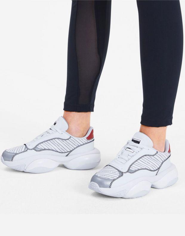 PUMA x Karl Lagerfeld Alteration Sneakers - 370584-01 - 8
