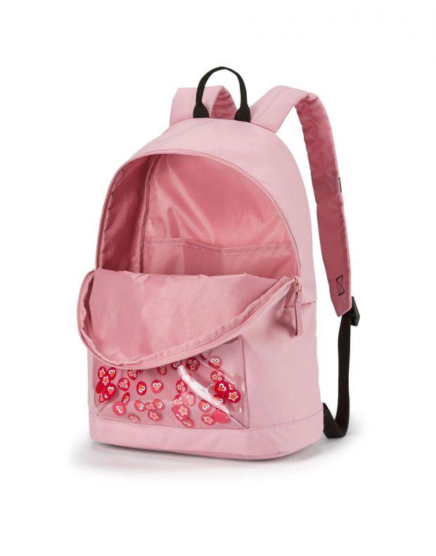 PUMA x Sesame Street Sport Kids Backpack Pink - 076654-02 - 3