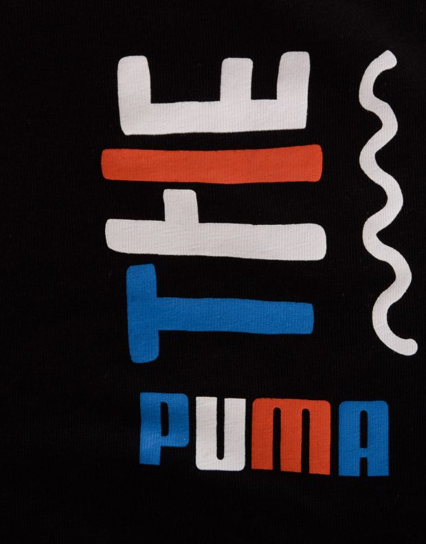 PUMA x Sesame Street Tee Black - 854476-01 - 3