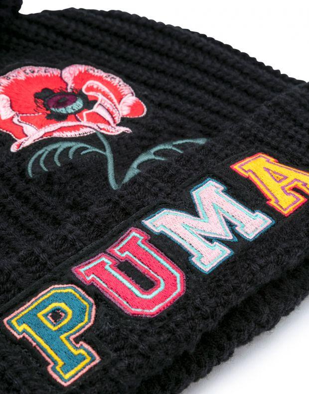 PUMA x Sue Tsai Beanie Black - 022369-01 - 3