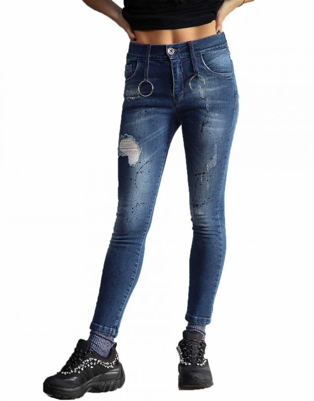 PAUSE Rochester Jeans Blue - 500106 - 1