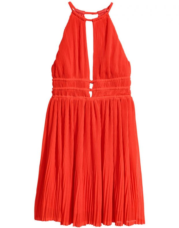 H&M Pleated Dress - 2