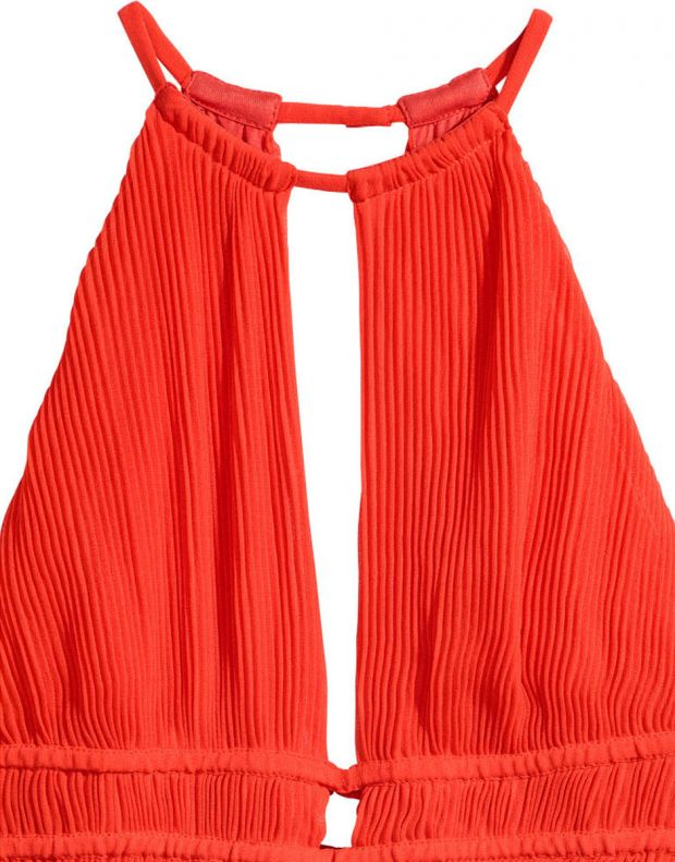 H&M Pleated Dress - 3