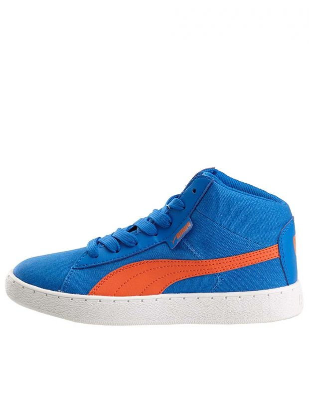 PUMA '48 Mid Canvas Jr Blue - 358202-01 - 1