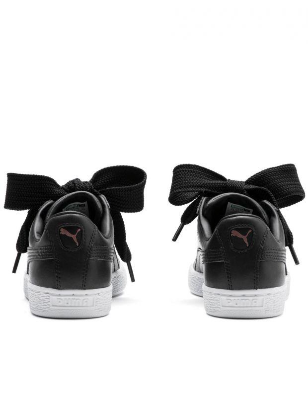 PUMA Basket Heart Black - 367817-02 - 5