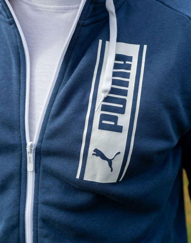 PUMA DKT Hoodie Blue - 583154-43 - 3
