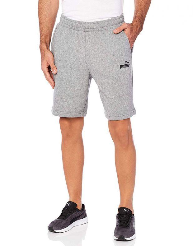 PUMA Essentials Sweat Short Grey - 851769-03 - 1