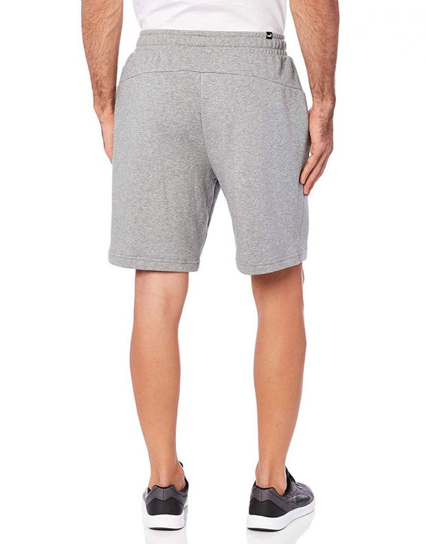PUMA Essentials Sweat Short Grey - 851769-03 - 2