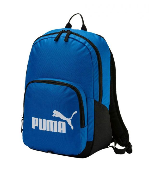 PUMA Phase Backpack Royal Blue - 73589-27 - 1