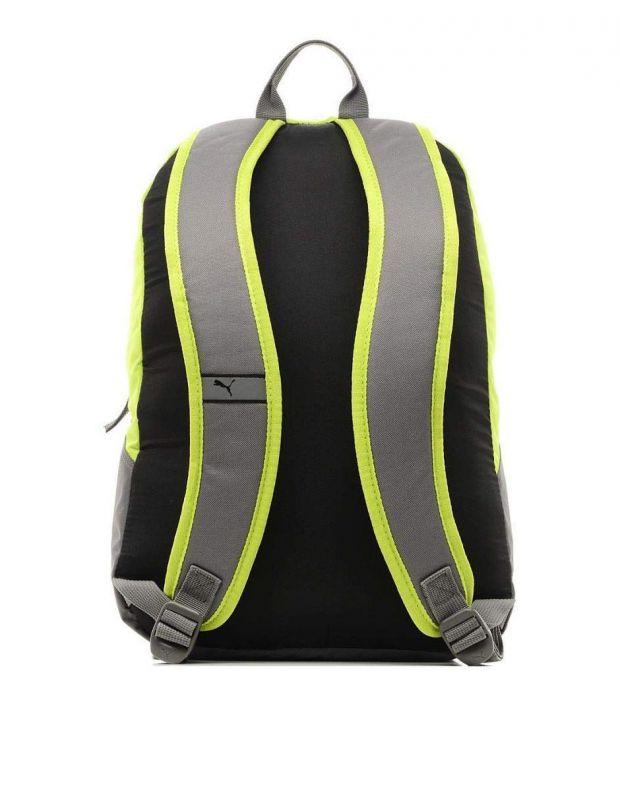 PUMA Phase Backpack Grey/Lime - 73589-30 - 2
