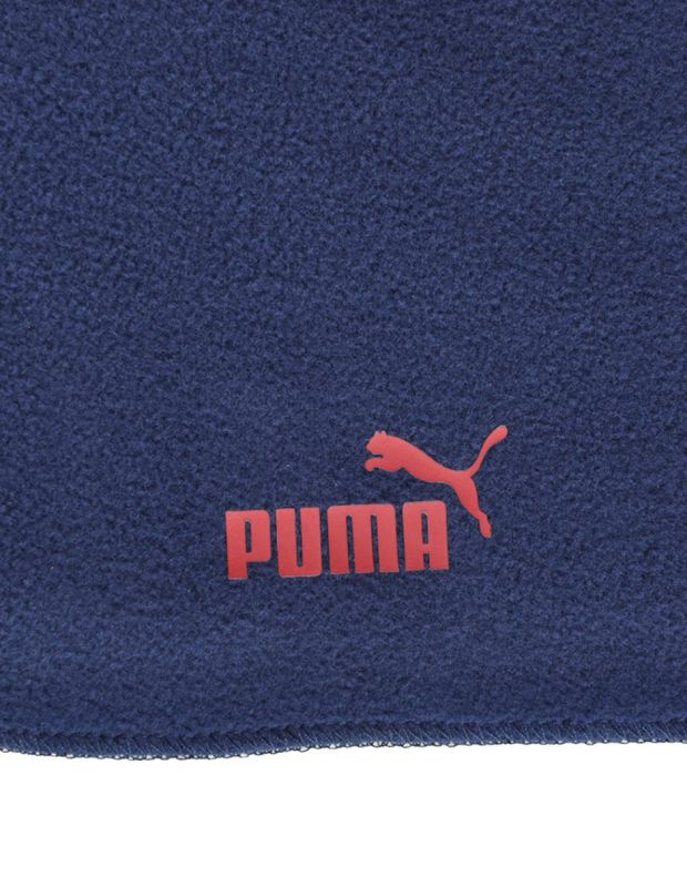 PUMA Snow Fleece Scarf Blue - 2