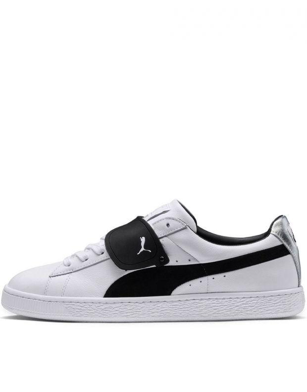 PUMA Suede Classic x Karl Lagerfeld White - 366314-01 - 1