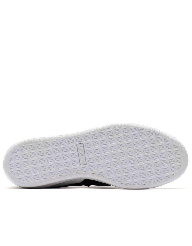 PUMA Suede Classic x Karl Lagerfeld White - 366314-01 - 4
