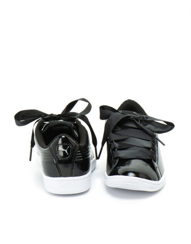 PUMA Vikky Ribbon Black - 366417-01 - 6