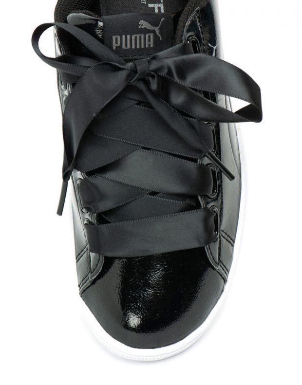 PUMA Vikky Ribbon Black - 366417-01 - 7