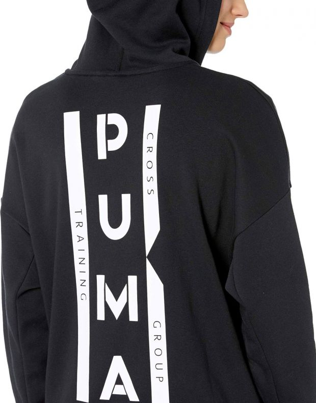 PUMA XTG Halfzip Hoody Black - 578019-01 - 3