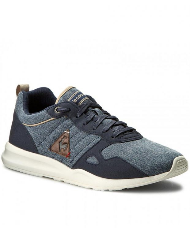 LE COQ SPORTIF R600 Craft 2 Tones Denim W Blue - 6