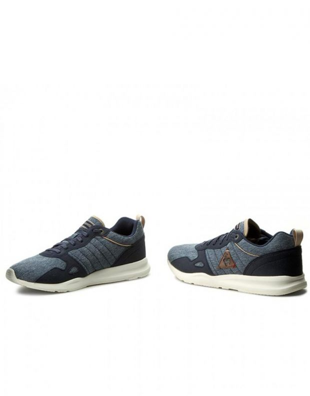 LE COQ SPORTIF R600 Craft 2 Tones Denim W Blue - 3