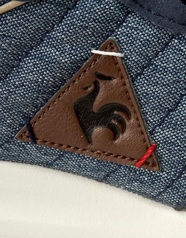 LE COQ SPORTIF R600 Craft 2 Tones Denim W Blue - 8