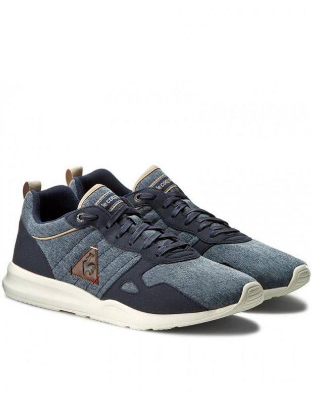 LE COQ SPORTIF R600 Craft 2 Tones Denim W Blue - 5