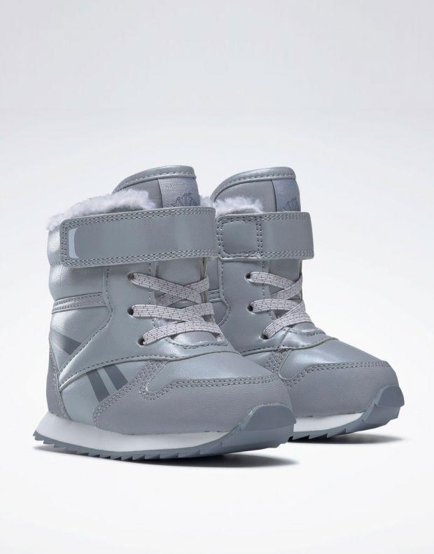 REEBOK CL Snow Jogger Silver - DV9160 - 3