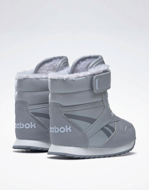 REEBOK CL Snow Jogger Silver - DV9160 - 4