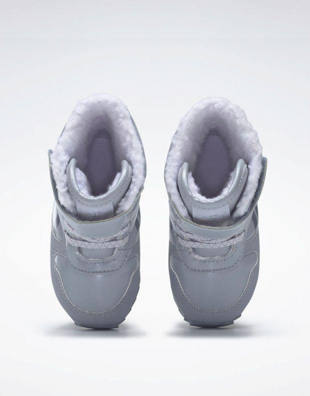 REEBOK CL Snow Jogger Silver - DV9160 - 5