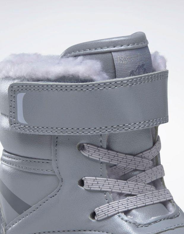 REEBOK CL Snow Jogger Silver - DV9160 - 7